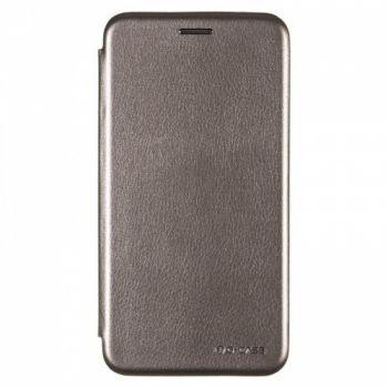 Чехол книжка из кожи Ranger от G-Case для Huawei Y5 II серый