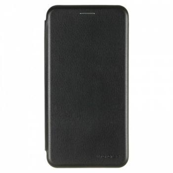 Чехол книжка из кожи Ranger от G-Case для Huawei Y7 черный