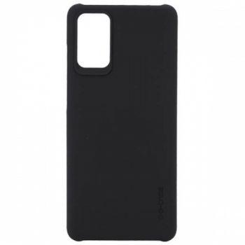 Ультратонкий защитный чехол Silk Touch для Samsung Galaxy S20 black