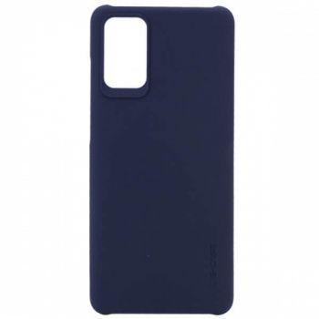 Ультратонкий защитный чехол Silk Touch для Samsung Galaxy S20 blue