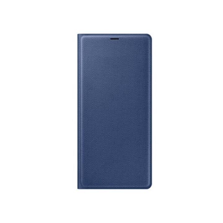 Синий чехол книжка Full cover для Samsung Galaxy Note 8