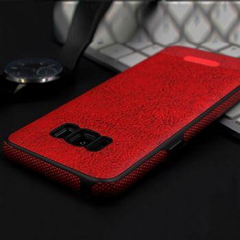 Красный чехол накладка Allure для Samsung Galaxy S8 Plus