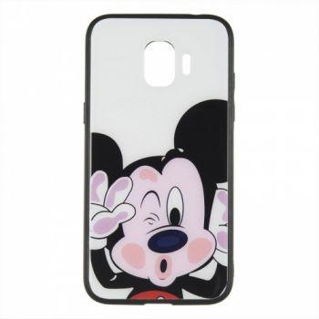 Силиконовая накладка с принтом от iPaky для Samsung J530 (J5-2017) Mickey Mouse