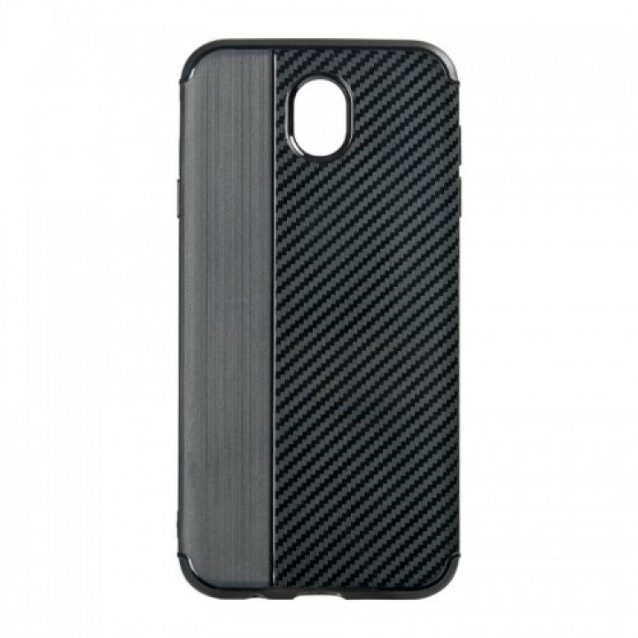 Чехол хамилион с прозрачной половиной для Huawei P Smart Plus/Nova 3i черный