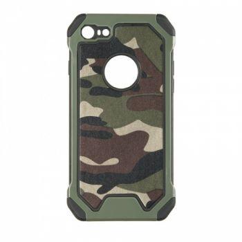 Пластиковый чехол в стиле военный камуфляж для iPhone 7