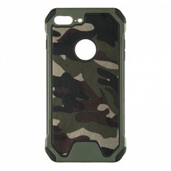 Пластиковый чехол в стиле военный камуфляж для iPhone 8 Plus