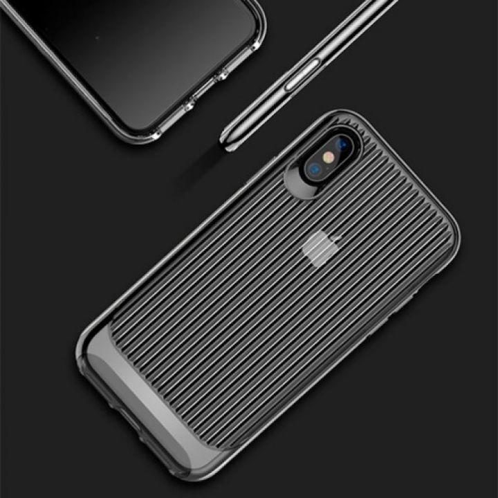 Защитный чехол бампер Ultra Black для iPhone X