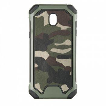 Пластиковый чехол в стиле военный камуфляж для Samsung J530 (J5-2017)