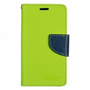 Чехол книжка Cover от Goospery для Samsung J120 (J1-2016) зеленый