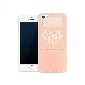 Чехол-накладка Sweet style для iPhone 5/5S pink