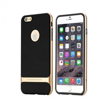 Shock защитный чехол бампер для iPhone 6/6s gold