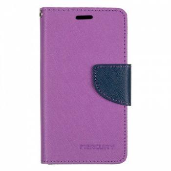 Чехол книжка Cover от Goospery для Samsung J120 (J1-2016) фиолетовый