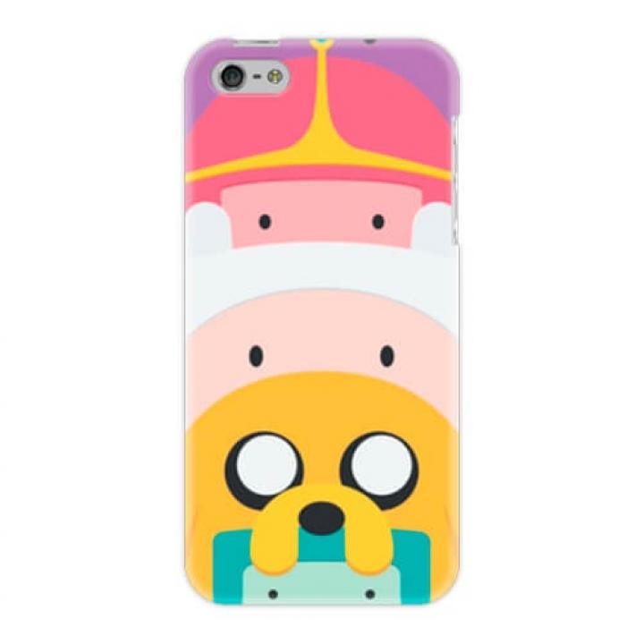 Чехол-накладка для iPhone 5/5S серии Colorfull Dogee