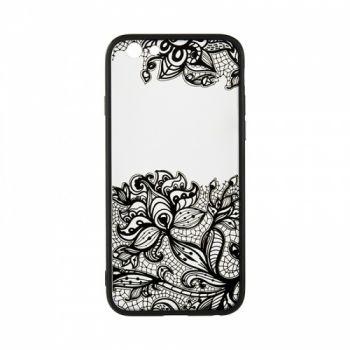 Чехол накладка с татуировкой Tatoo Art от Rock для Huawei Y7 Prime Fantasy Flowers