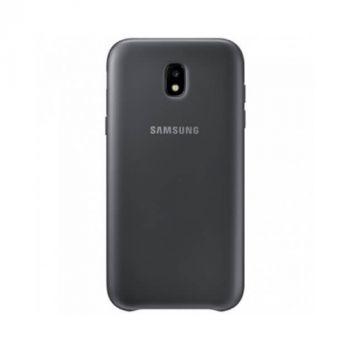 Оригинальный чехол бампер S-Cover для Samsung Galaxy J730 2017 black