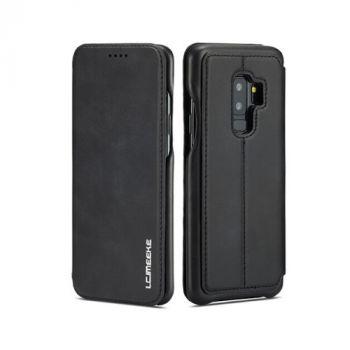 Чехол флип черный Lucky для Samsung Galaxy S9