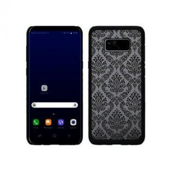 Black Vintage пластиковый чехол накладка для Samsung Galaxy S8 Plus