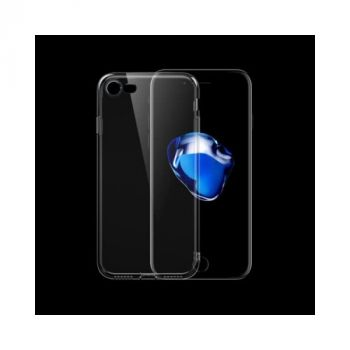Ультратонкий силиконовый чехол накладка Splash для iPhone 7