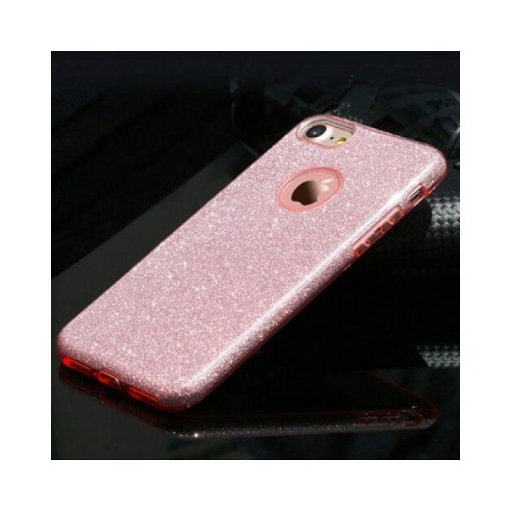 Розовый чехол бампер Amazing для Samsung Galaxy J7 2016