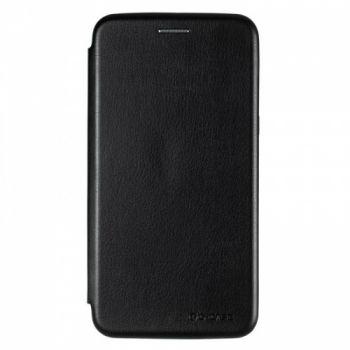 Чехол книжка из кожи G-Case Ranger для Samsung J510 (J5-2016) черный