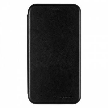Чехол книжка из кожи G-Case Ranger для Samsung J700 (J7) черный