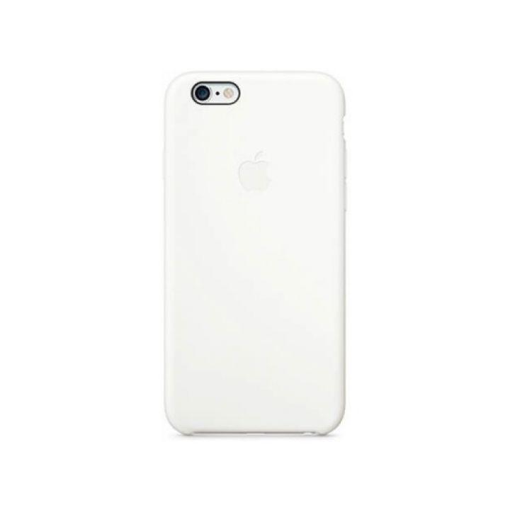 Белый чехол накладка для iPhone 6/6s original copy