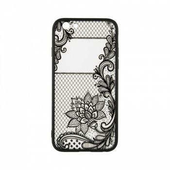 Чехол накладка с татуировкой Tatoo Art от Rock для Huawei Y7 Prime Magic Flowers