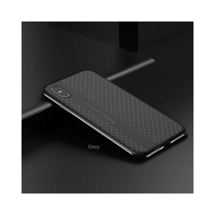 Чехол пенал Defense для iPhone X Gray