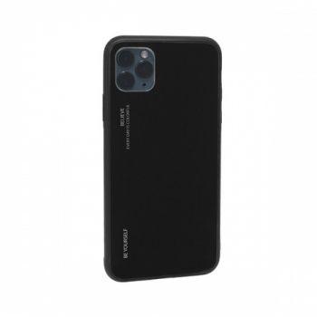 Защитный чехол Gradient Glass для iPhone 11 черный