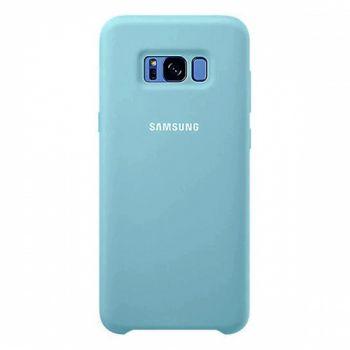 Оригинальный чехол накладка Soft Case для Samsung S8 Plus Ocean Mint
