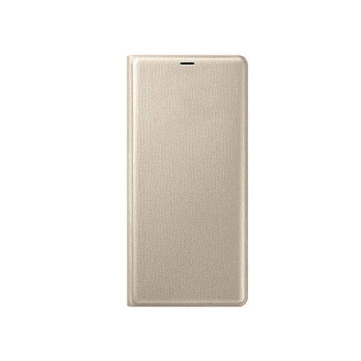 Full cover золотой чехол книжка для Samsung Galaxy S8