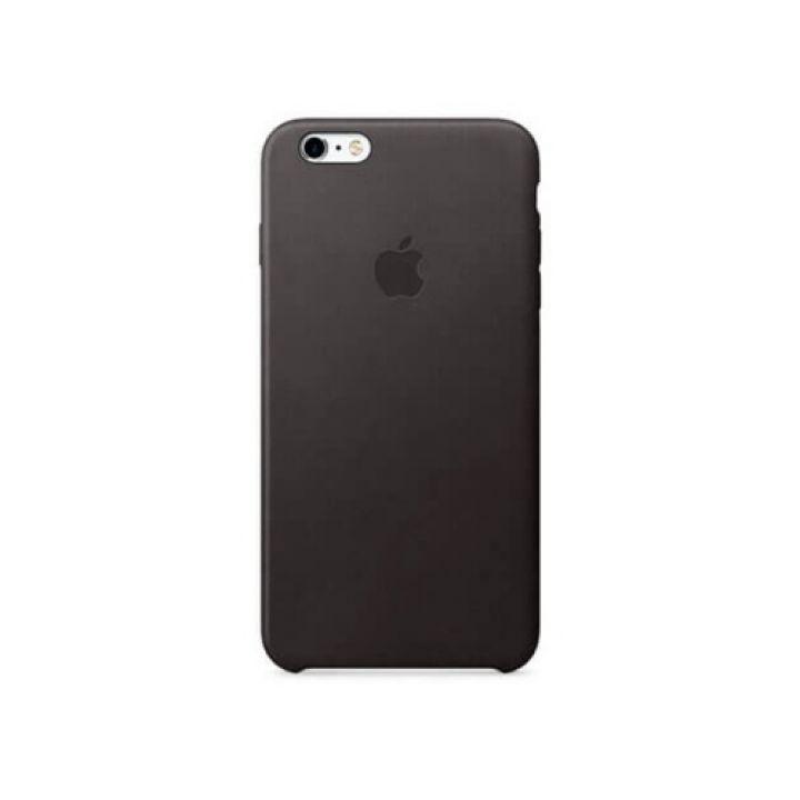 Черный чехол накладка для iPhone 6/6s original copy