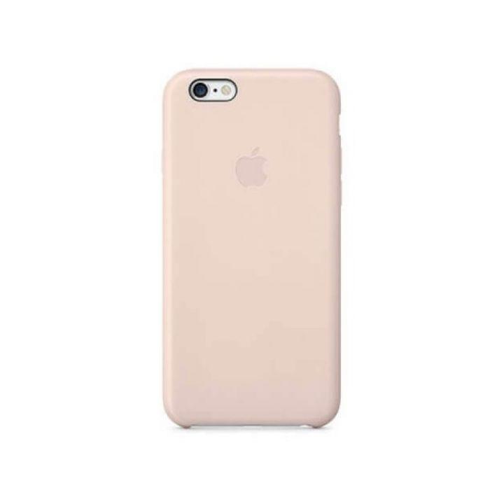 Силиконовый чехол накладка Rose для iPhone 6 Plus original copy