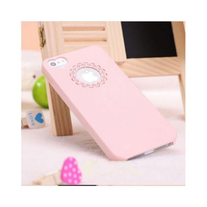 Чехол-бампер Luxury для iPhone 5/5S Pink