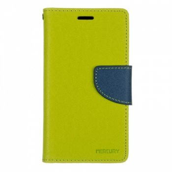 Чехол книжка Cover от Goospery для Samsung J110 (J1 Ace) зеленый