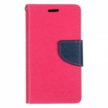Чехол книжка Cover от Goospery для Samsung J120 (J1-2016) розовый