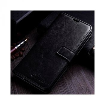 Кожаный Luxury Retro чехол книжка для Samsung Galaxy Note 8