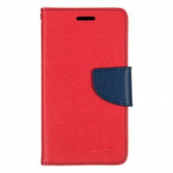 Чехол книжка Cover от Goospery для Samsung A720 (A7-2017) красный