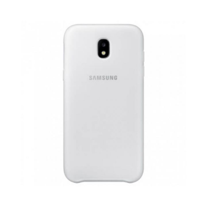 Оригинал чехол бампер S-Cover для Samsung Galaxy J730 2017 белый