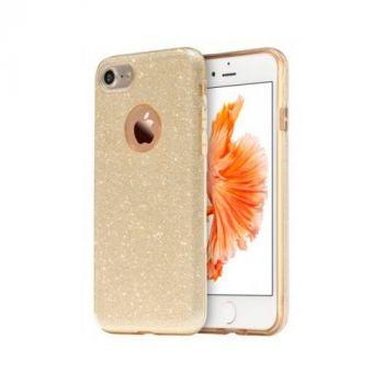 Золотой чехол накладка Amazing для iPhone 8