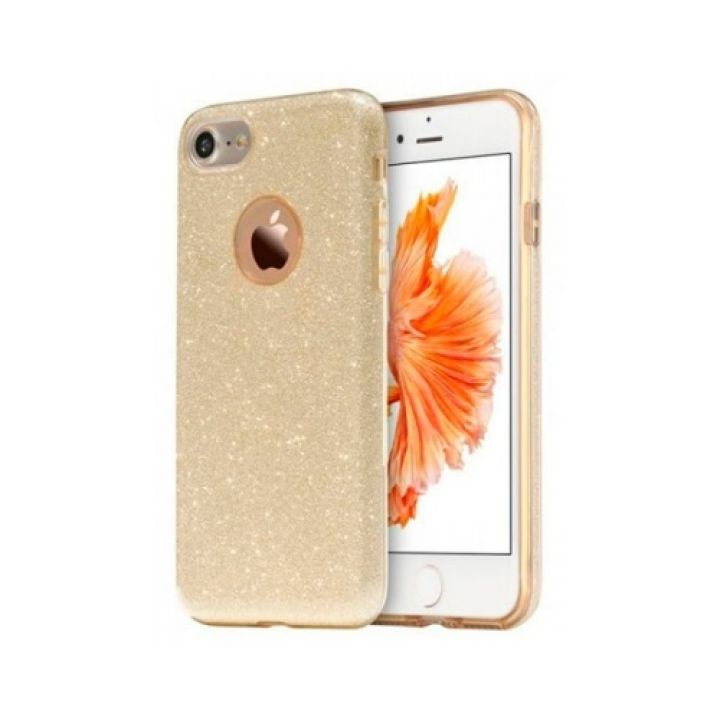 Amazing gold чехол накладка для iPhone 7 Plus