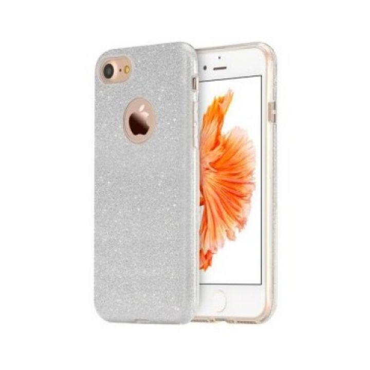 Оригинальный серебристый чехол бампер Amazing для iPhone 6