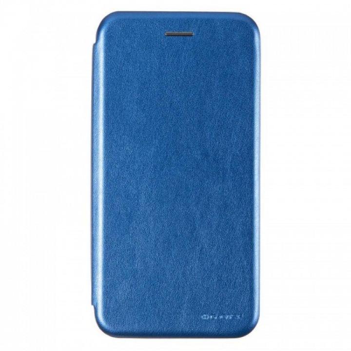 Чехол книжка из кожи Ranger от G-Case для Xiaomi Mi6x/A2 синий