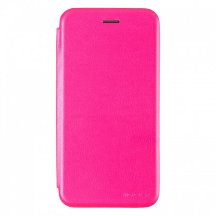 Чехол книжка из кожи Ranger от G-Case для Xiaomi Mi6x/A2 розовый