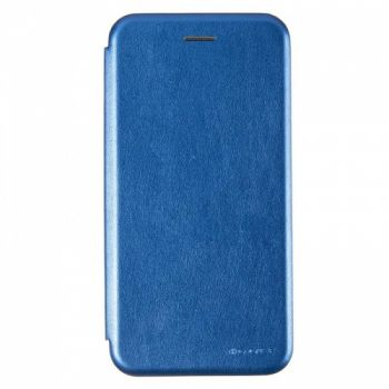 Чехол книжка из кожи Ranger от G-Case для Xiaomi Redmi S2 Blue