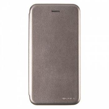 Чехол книжка из кожи Ranger от G-Case для Xiaomi Redmi S2 Grey