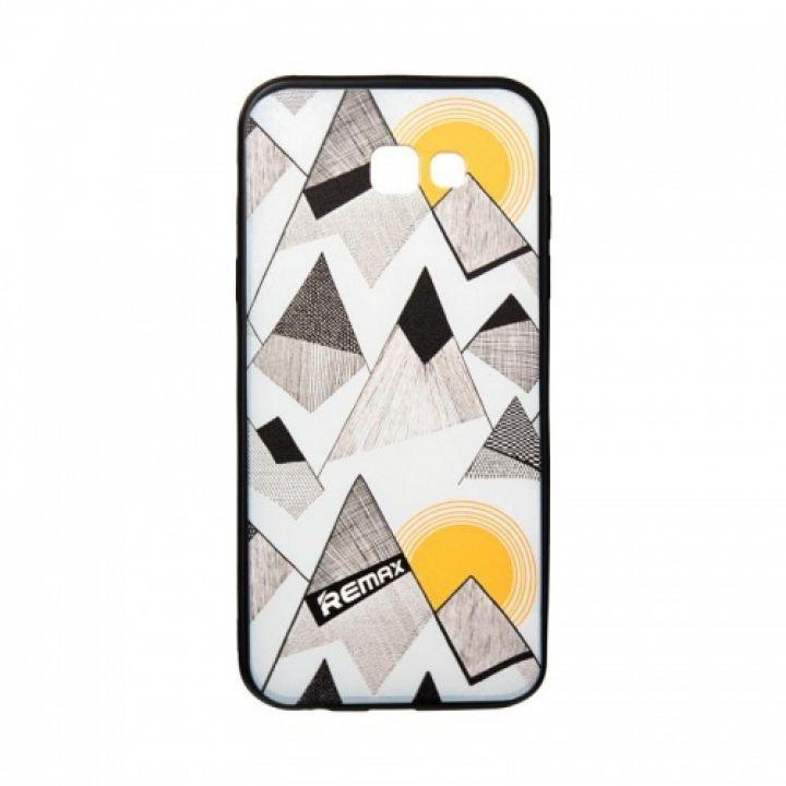 Стильный чехол Gentleman от Remax для Xiaomi Redmi 4a Everest