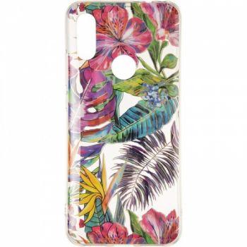 Яркая накладка Flowers Shine от Gelius для Samsung A50 Tropic