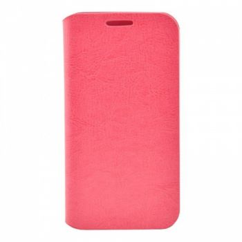 Оригинальная розовая книжка Cover для Samsung A710 (A7-2016)