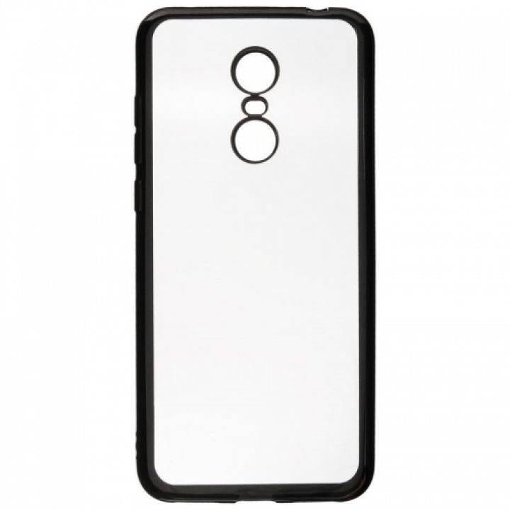 Cиликоновая накладка Air от Remax для Xiaomi Redmi 5 Plus черный
